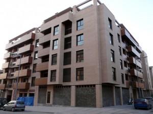 40 viviendas en Avenida Pirineos