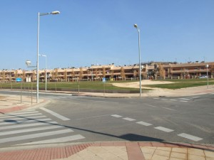 Casas adosadas e independientes en Huertas de Suelves de Barbastro.