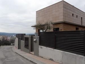 7 viviendas independientes en Urbanización San Ramón de Barbastro