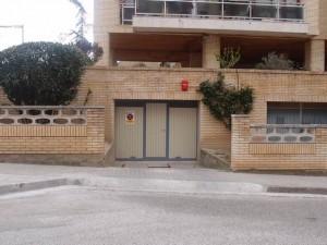 Garajes y trasteros en calle Pedro I, 6-8 de Barbastro