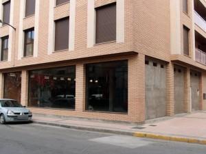 Locales en C/ Madrid, C/Huesca y C/Zaragoza de Barbastro