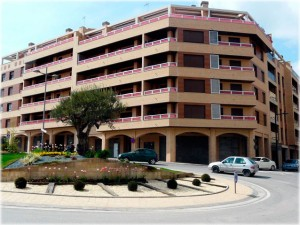 63 viviendas en Plaza de la Tallada de Barbastro